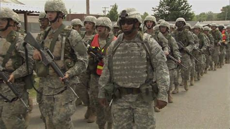 army national guard basic training footage youtube