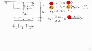 Volumenschwerpunkt Berechnen : mechanik schwerpunkt l profil youtube ~ Themetempest.com Abrechnung