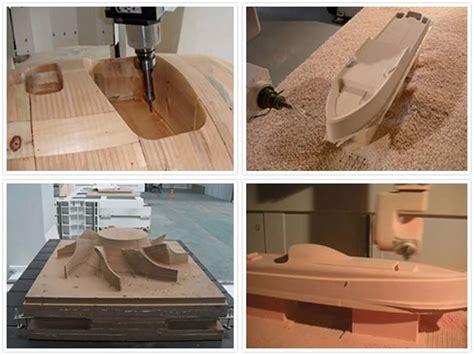axis cnc machine  wood foam mould processing