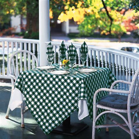 Visa Checkpoint Linens #tablecloth #tablelinen #linen #