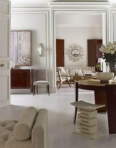 Einrichten Und Wohnen : thomaspheasant clean peaceful and sophisticated molding interior design pinterest wohnen ~ Frokenaadalensverden.com Haus und Dekorationen