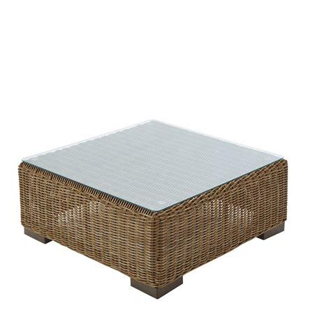 table basse jardin resine tressee maison design hosnya