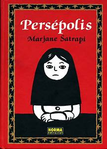 Banned Book Week: Persepolis | The Comic Book Teacher