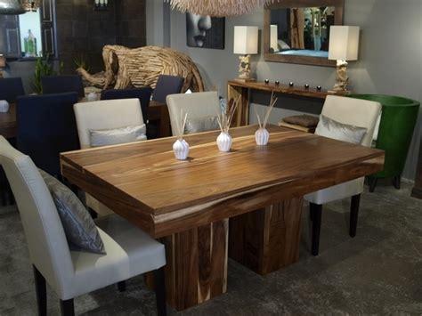 table cuisine bois table de cuisine artemano home