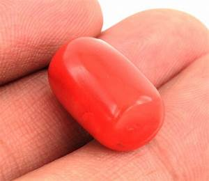 Buy 19.15 Cts Certified and Natural Italian Moonga Coral ...