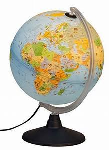 Globe Terrestre Enfant : votre meilleur comparatif de globe terrestre animaux pour 2018 fourniture scolaire ~ Teatrodelosmanantiales.com Idées de Décoration