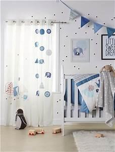 Kinderzimmer Blau Grau : die besten 25 gardinen babyzimmer ideen auf pinterest kindergardinen teppich kinderzimmer ~ Markanthonyermac.com Haus und Dekorationen