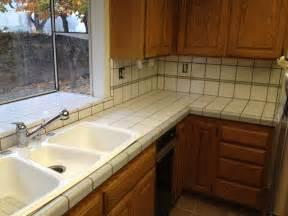 tile kitchen countertop ideas tile countertop best home decoration world class