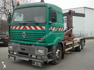 Camion Renault Occasion : camion renault polybenne gamme g 340 ti 6x2 occasion n 721988 ~ Medecine-chirurgie-esthetiques.com Avis de Voitures