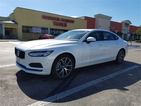 2018 Volvo S90 T5 Awd Review  Luxury With An 'l' Vin