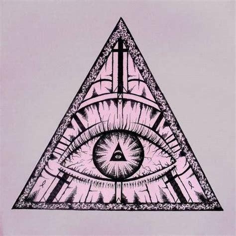 Illuminati Triangle Eye Illuminati Eye Triangle Ojo Tri 225 Ngulo Illuminati