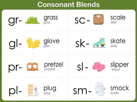 consonant blends practice bundle  images phonics