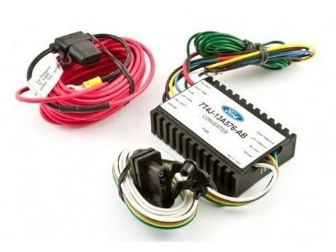 Genuine Ford Trailer Wiring Harness Bed