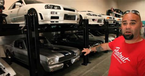 paul walker car collection ultimate   matt farah