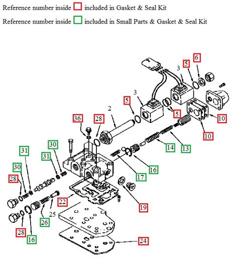 590sl Wiring Diagram by Equipment Parts Source Aftermarket Backhoe