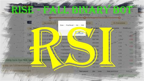 Rsi binary bot | daring inspire profit binary bot подробнее. Binary Bot Rsi Kb : Touch Binary Bot with RSI, RSI Array - YouTube / These two strategies are ...