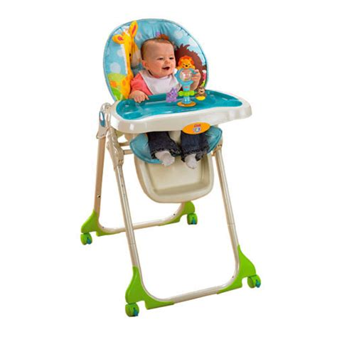 fisher price precious planet high chair