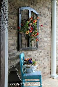 Best ideas about patio wall decor on
