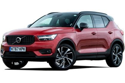 Volvo XC40 SUV review