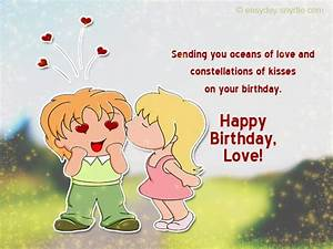 Birthday Wishes for Boyfriend - Easyday
