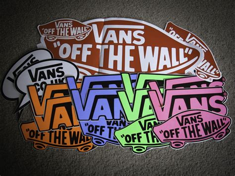 Vans Sticker Pack Comp! | 4TWENTYTWO's Blog