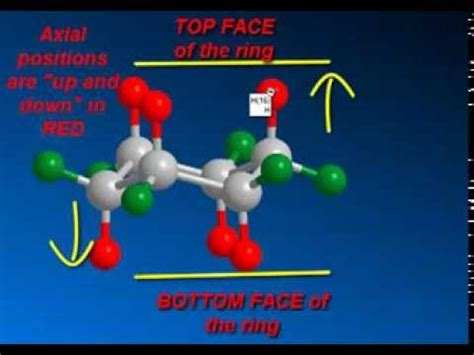 most stable chair conformation of menthol cyclohexane