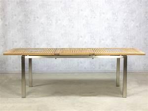 Gartentisch Holz Rund Ausziehbar : gartentisch ausziehbar holz ~ Bigdaddyawards.com Haus und Dekorationen