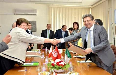 Air Algérie Et Tunisair Signent Une Convention De