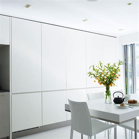 contemporary kitchen storage modern storage ideas decorating ideal home 2516