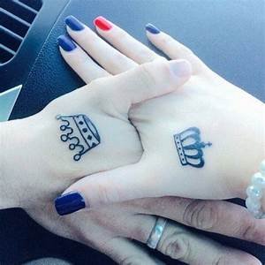 Awesome Tattoo Design Ideas For Couples Matching ...