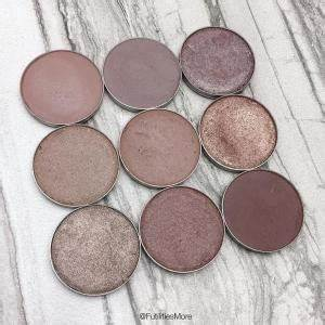 Makeup Geek dupes for MAC eye shadows, with swatches. So ...