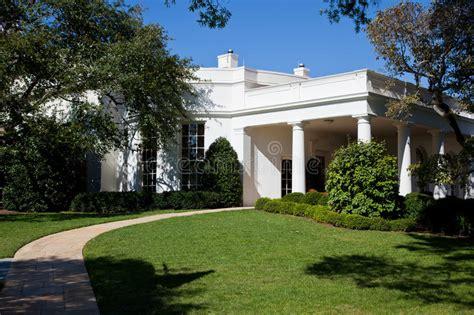 bureau de la maison blanche bureau ovale la maison blanche image stock image du