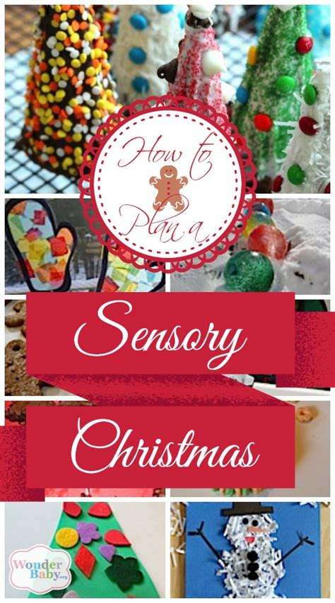 10 sensory christmas activities for children who are blind