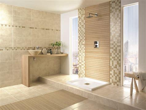 carrelage salle de bain naturelle image salle de bain l ambiance naturelle s invite dans la salle
