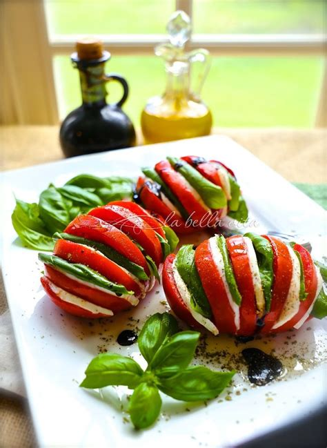caprese salad   fresh   httpwww