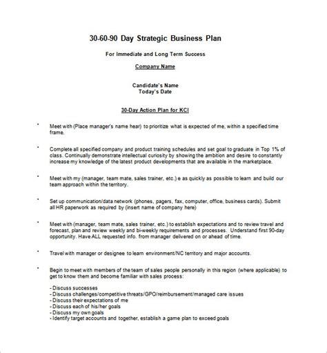 30 60 90 plan template 90 day business plan template free sanjonmotel