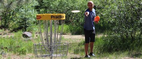 disc golf  incline village general improvement
