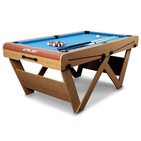 6 feet pool table riley 6ft w leg snooker and pool table sweatband com