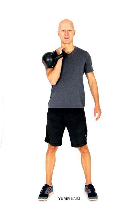 kettlebell position rack workout press exercises ab swing routine body kb beginners yurielkaim