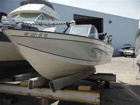 Aluminum Boats For Sale In Michigan by Used Aluminum Fish Boats For Sale In Michigan Boats