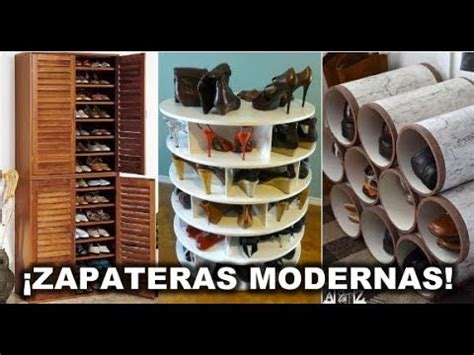 modelos de zapateras modernas ideas  lab  diy
