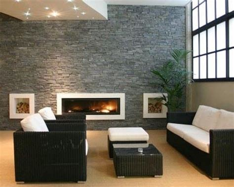 Contemporary Family Room Equipped With Modern Furniture