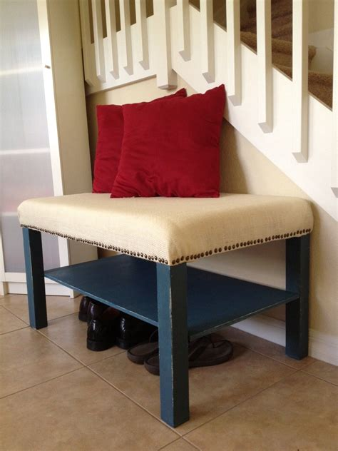 This coffee table is a product that has got a durable wooden frame. Ikea Lack Coffee Table Transformed!   Ikea lack table, Ikea lack coffee table, Ikea coffee table