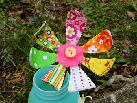summer crafts adults bendable fabric flower crafts by amanda