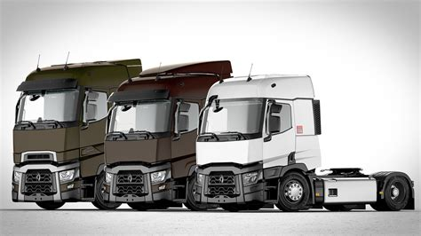 Renault Truck by Renault Trucks Unveils Its Second Generation Of Electric