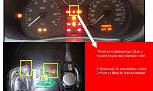 Voyant Préchauffage Diesel : probl me d marrage clio 2 voyant rouge qui clignote vite youtube ~ Gottalentnigeria.com Avis de Voitures