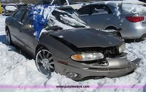 2002 Oldsmobile Aurora Transmission Removal