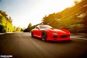 Form + Function // 454RWHP Mazda RX7 | StanceNation ...