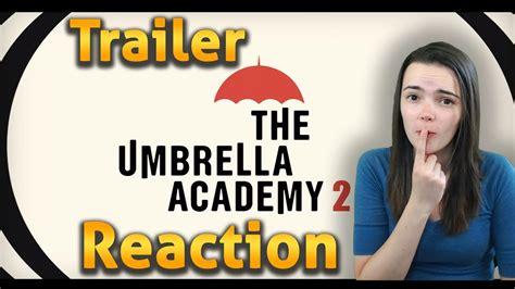Umbrella Academy Season 2 Trailer Reaction - YouTube