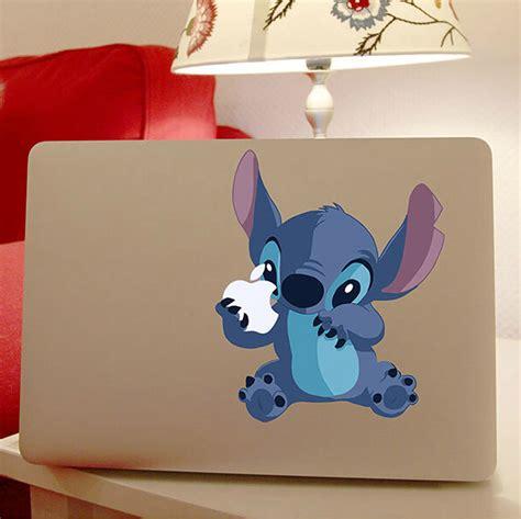 cheap stitch macbook sticker